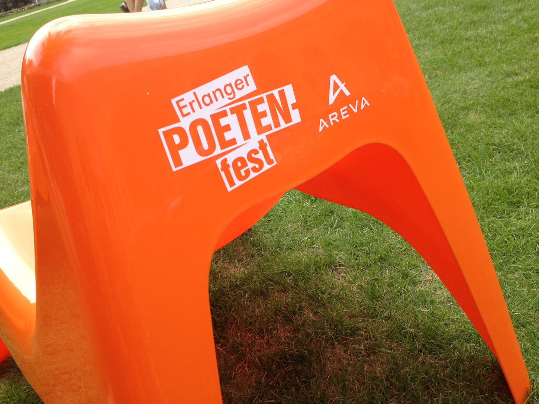 Wissenswertes über Erlangen: Auf dem Poetenfest